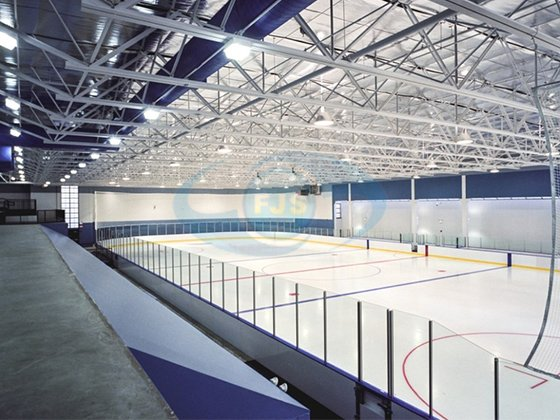 UHMWPE Synthetic Ice Rink