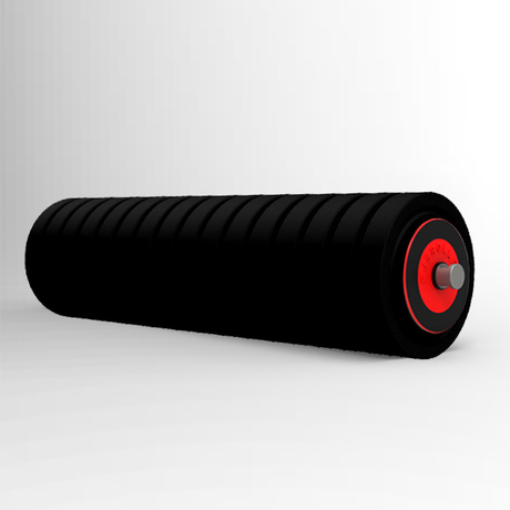 Impact Roller with Rubber Ring